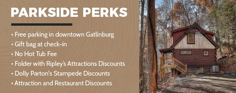Parkside Cabin Rentals